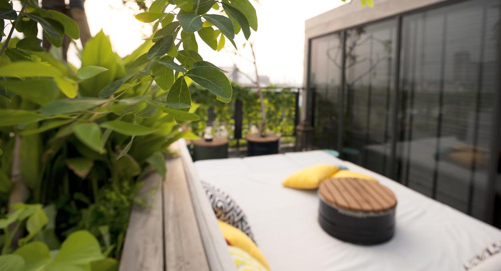 AWAN Lounge Kosenda Hotel William Kalengkongan